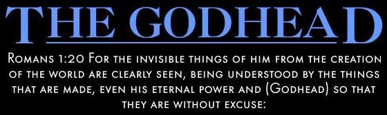 Trinity-Godhead